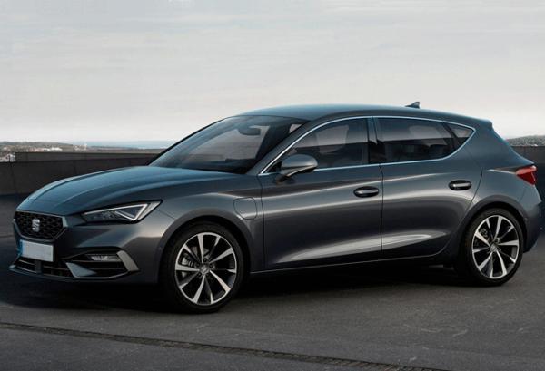 Seat Nuevo Leon E Hybrid | Total Renting