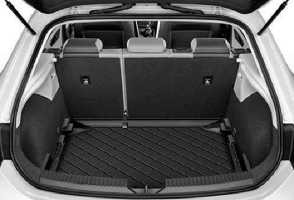 Seat Nuevo Leon Sp 2.0 di Style Go maletero | Total Renting