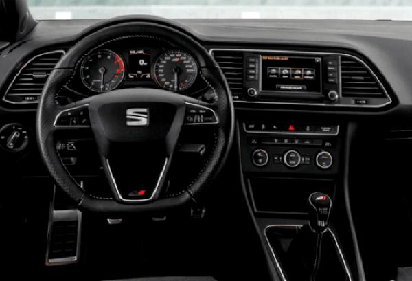 Seat Nuevo Leon Sp 2.0 di Style Go tablero | Total Renting