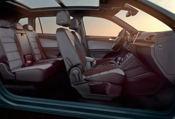Seat Tarraco 1.4 E Hybrid interior | Total Renting