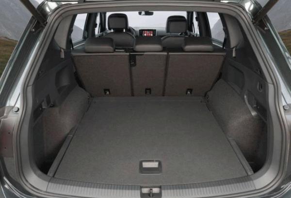 Seat Tarraco 1.4 E Hybrid maletero | Total Renting