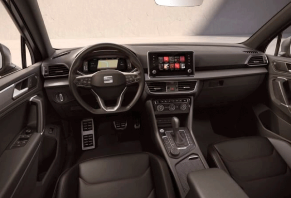 Seat Tarraco 1.4 E Hybrid tablero | Total Renting