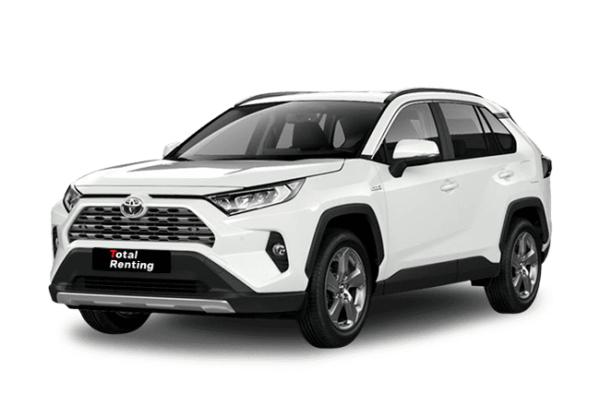 Toyota Rav 4 220H 4X2 Advance | Total Renting