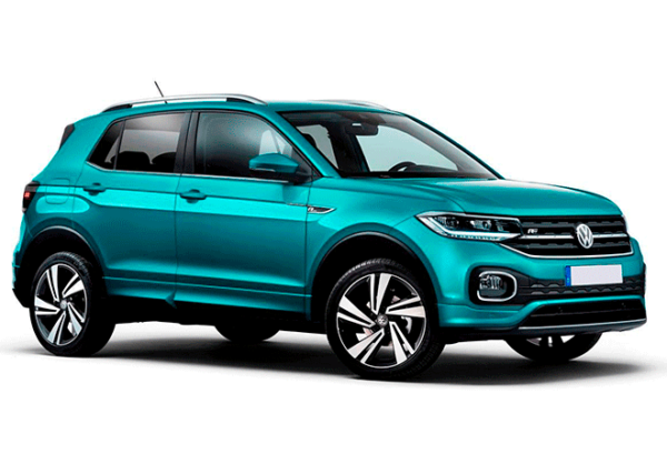 Volkswagen T Cross Edition 1.0 Tsi   Total Renting
