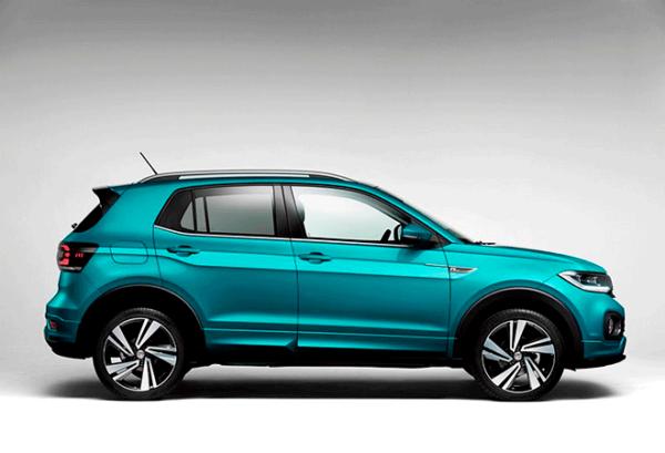 Volkswagen T Cross Edition 1.0 Tsi horizontal   Total Renting