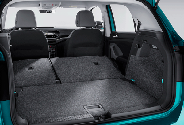 Volkswagen T Cross Edition 1.0 Tsi maletero   Total Renting