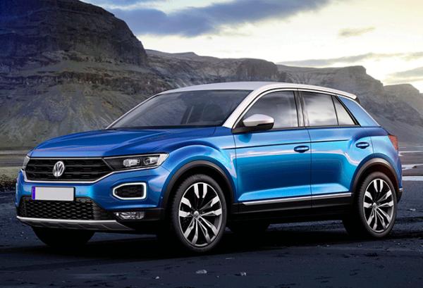 Volkswagen T Roc Edition 2.0 Tdi | Total Renting