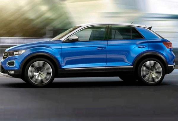 Volkswagen T Roc Edition 2.0 Tdi horizontal | Total Renting