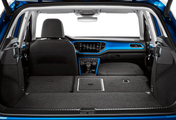 Volkswagen T Roc Edition 2.0 Tdi maletero | Total Renting