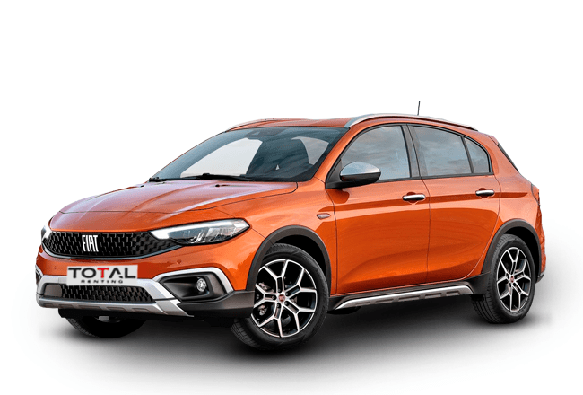fiat tipo cross renting