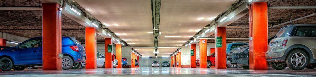 Avanzados sensores de aparcamiento