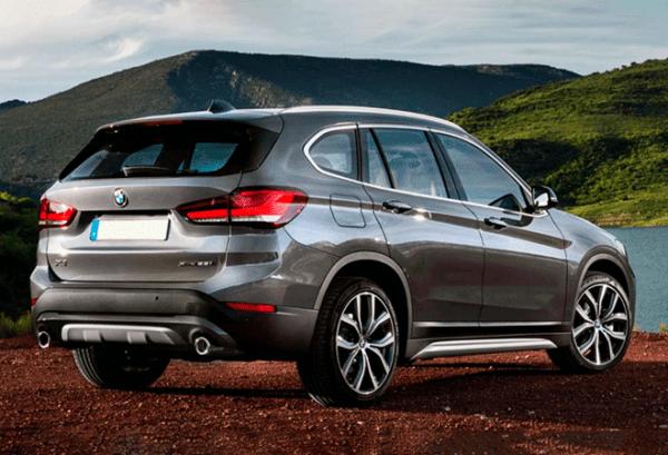 BMW X1 sDrive16d atras | Total Renting