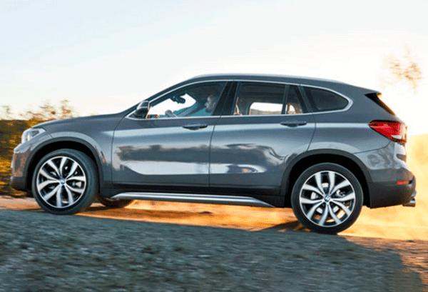BMW X1 sDrive16d horizontal | Total Renting