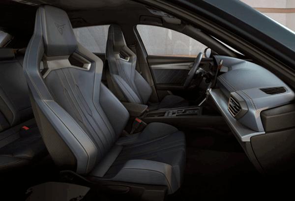 Cupra Formentor 2.0 TDI interior | Total Renting