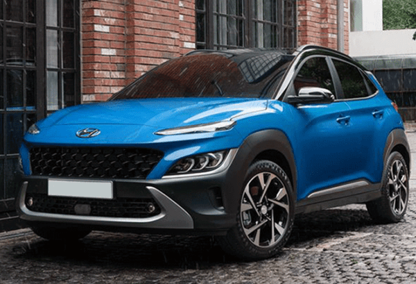 Hyundai Kona 1.6 GDI HEV Maxx DCT | Total Renting