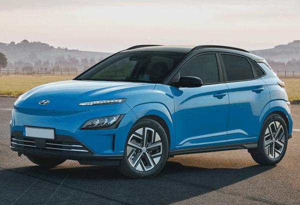 Hyundai Kona 100kW EV Maxx   Total Renting
