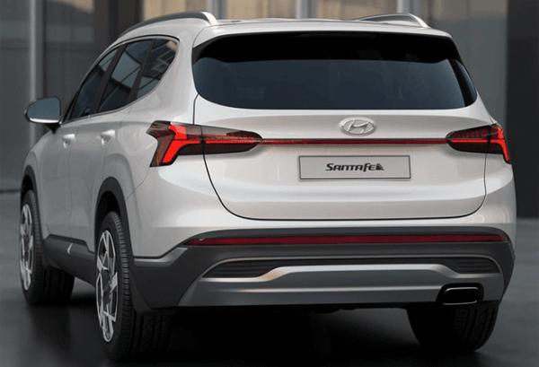 Hyundai Santa Fe 1.6 TGDI HEV Klass Auto atras | Total Renting