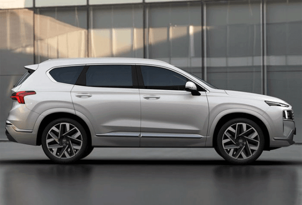Hyundai Santa Fe 1.6 TGDI HEV Klass Auto horizontal | Total Renting