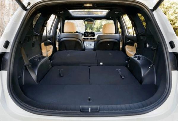 Hyundai Santa Fe 1.6 TGDI HEV Klass Auto maletero | Total Renting