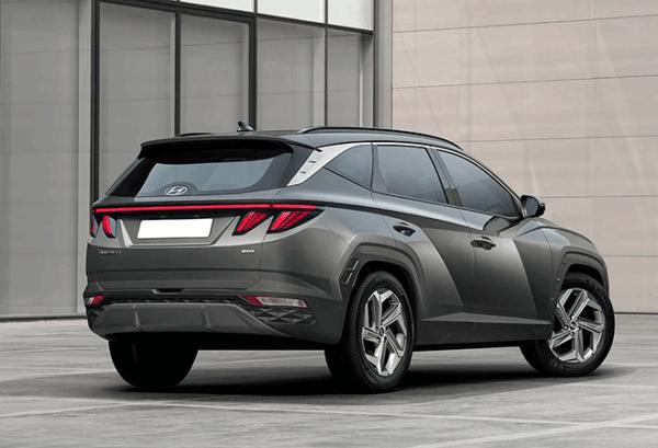 Hyundai Tucson 1.6 TGDI HEV Maxx Auto atras | Total Renting
