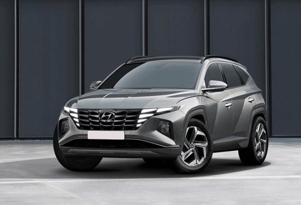 Hyundai Tucson 1.6 TGDI HEV Maxx Auto | Total Renting