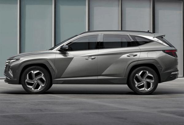 Hyundai Tucson 1.6 TGDI HEV Maxx Auto horizontal | Total Renting