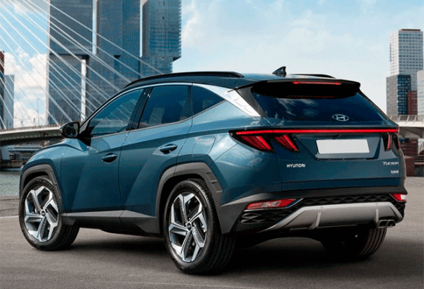 Hyundai Tucson 1.6 TGDI Klass atras | Total Renting