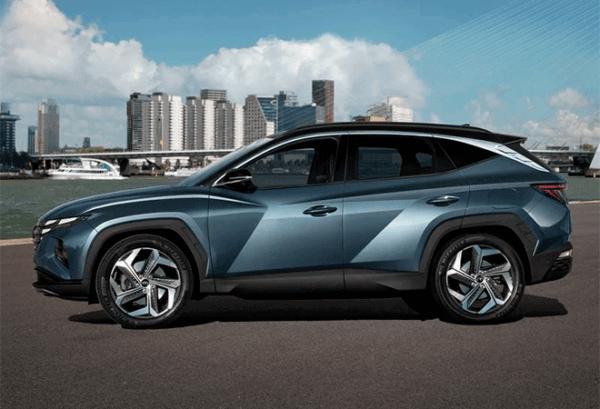 Hyundai Tucson 1.6 TGDI Klass horizontal | Total Renting