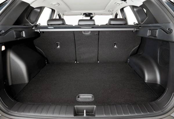 Hyundai Tucson 1.6 TGDI Klass maletero | Total Renting