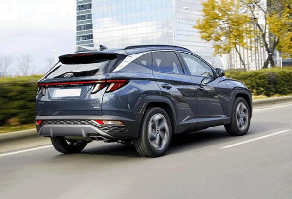 Hyundai Tucson 1.6 TGDI PHEV Maxx Auto 4x4 atras | Total Renting