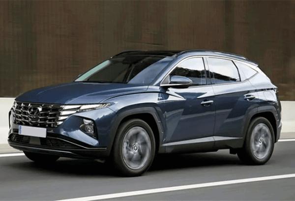Hyundai Tucson 1.6 TGDI PHEV Maxx Auto 4x4 | Total Renting