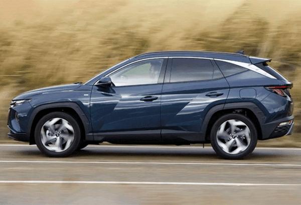 Hyundai Tucson 1.6 TGDI PHEV Maxx Auto 4x4 horizontal | Total Renting