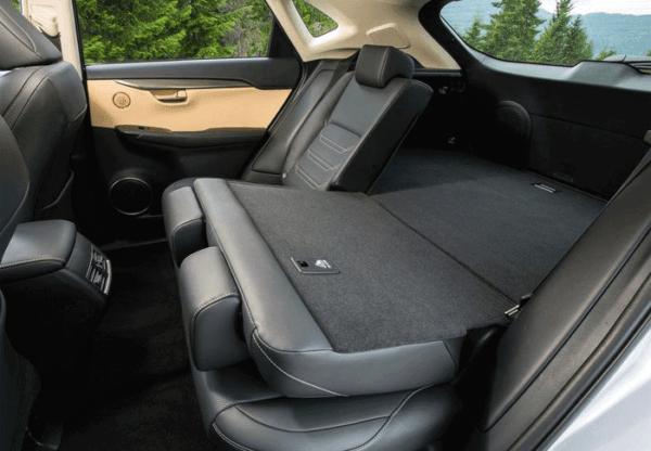 Lexus NX 300H 4X2 Premium interior   Total Renting