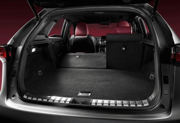 Lexus NX 300H 4X2 Premium maletero   Total Renting