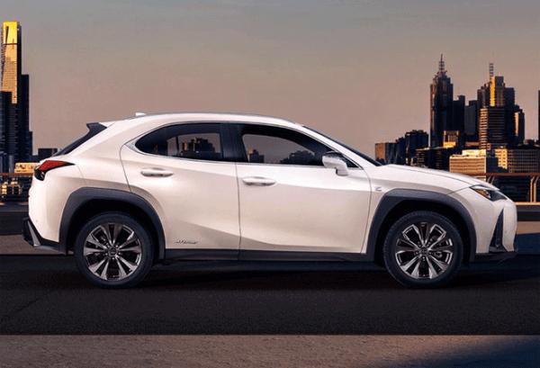 Lexus UX 250H 4X2 Premium horizontal | Total Renting