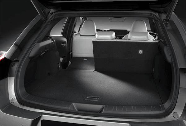 Lexus UX 250H 4X2 Premium maletero | Total Renting