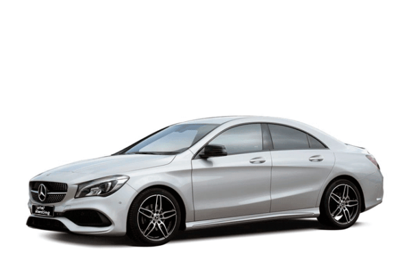 Mercedes CLA Coupe 200 | Total Renting