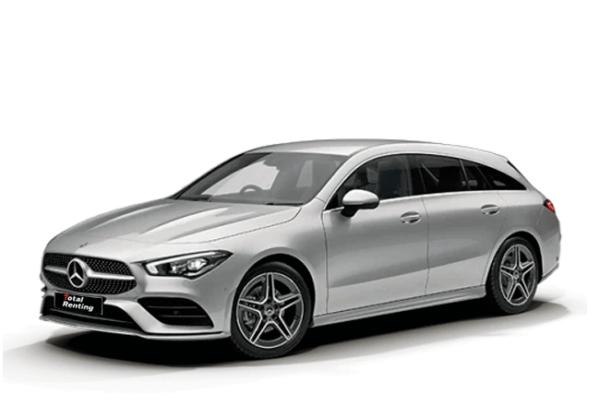Mercedes CLA SB 220 DCT | Total Renting