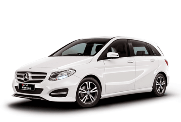 Mercedes Clase B 180 DCT | Total Renting