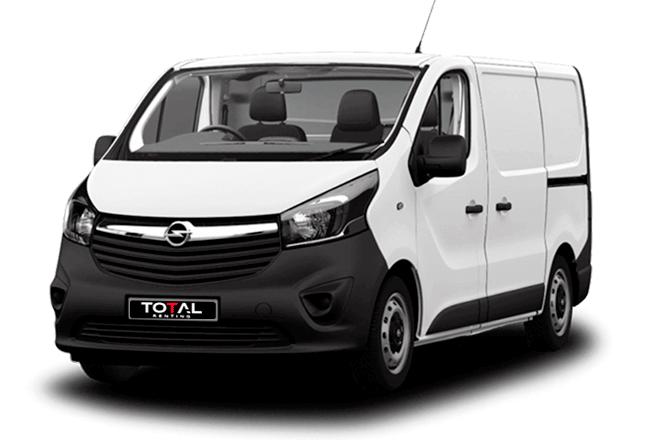 Opel Vivaro Isotermo | Total Renting