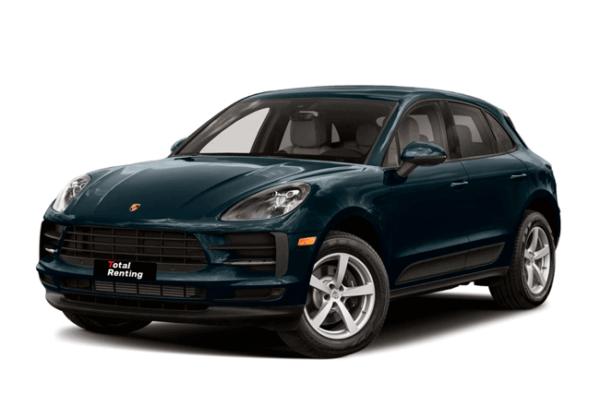 Porsche Macan Tribute | Total Renting