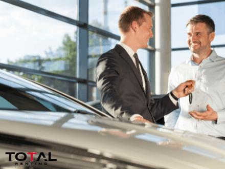 concesionario coche km 0 1 | Total Renting