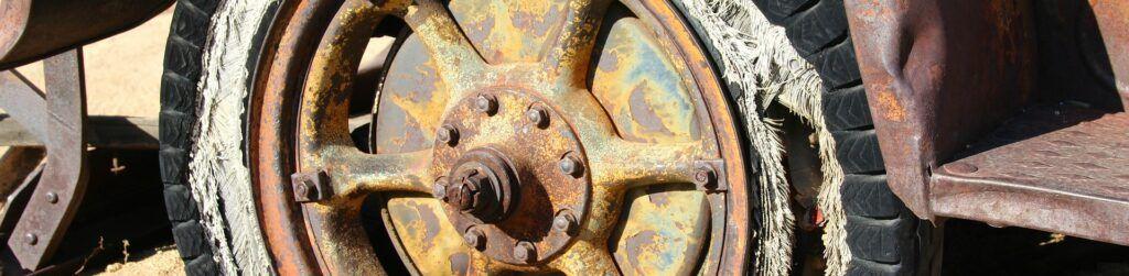 Cambiar rueda pinchada