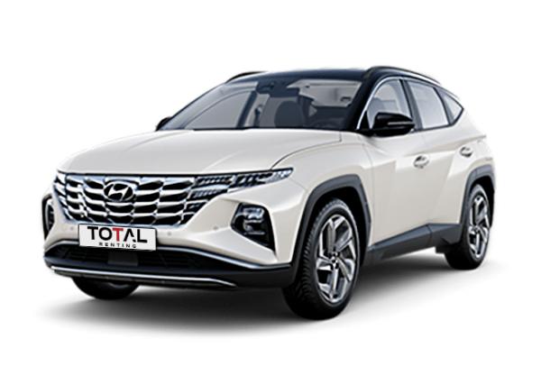 Hyundai Tucson 1.6 TGDI 230cv HEV Maxx Sky Auto   Total Renting