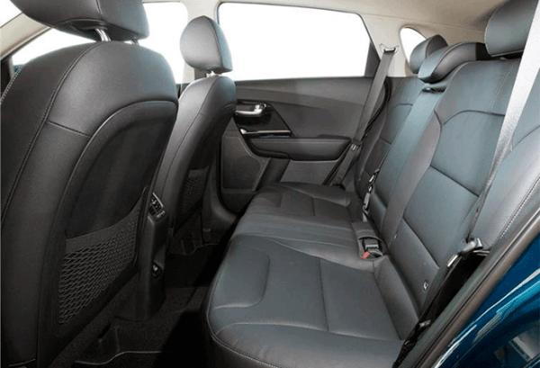 Kia Niro fl 1.6 HEV Drive interior | Total Renting