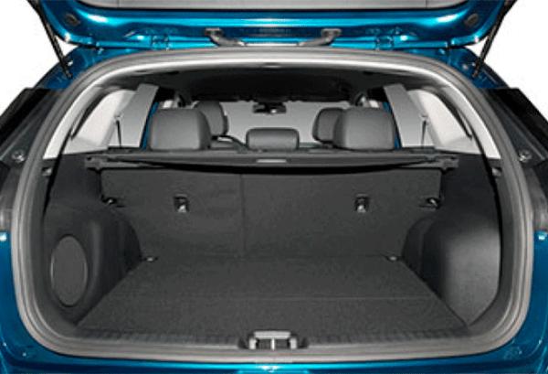 Kia Niro fl 1.6 HEV Drive maletero | Total Renting