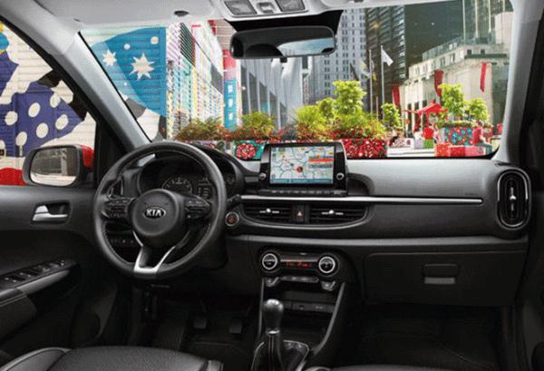 Kia Picanto 1.0 CPi Concept Eco Dynamics tablero | Total Renting