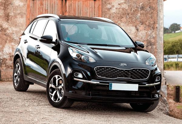 Kia Sportage 1.6 MHEV Drive Plus 136CV 4x2 | Total Renting