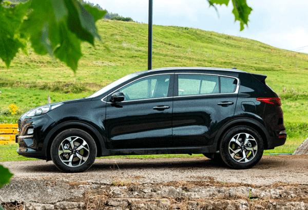 Kia Sportage 1.6 MHEV Drive Plus 136CV 4x2 horizontal | Total Renting