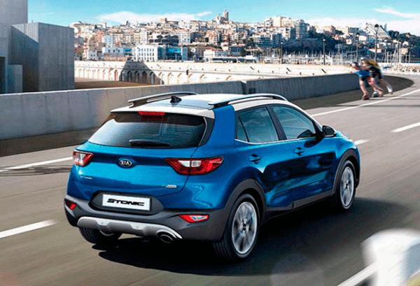 Kia Stonic 1.0 Gdi MHEV Imt Drive atras | Total Renting